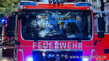 Polizei Rosenheim: Darum rückte am Samstag die Feuerwehr Vorgtareuth aus - mangfall24.de