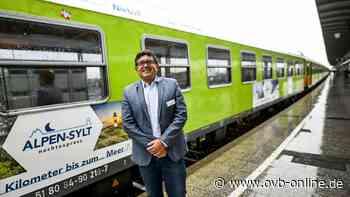 Neuer Nacht-Express nach Sylt hält in Traunstein, Prien und Rosenheim - ovb-online.de