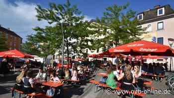 Rosenheims neue Pop-up-Bars: Gin-Garten und mehr Platz am Salzstadel für die Bermuda-Insel - ovb-online.de
