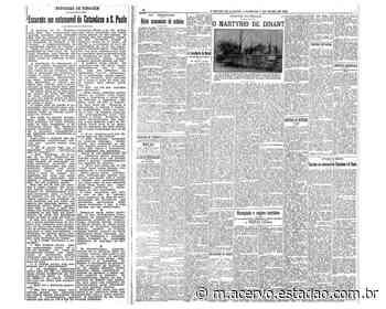 Há um século: excursão de automóvel de Catanduva a S. Paulo - Notícias - Estadão