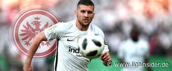 Eintracht Frankfurt: Bobic geht nicht von Rebic-Rückkehr aus - LigaInsider