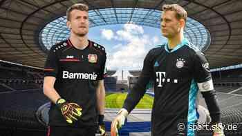 DFB-Pokalfinale: Bayern München & Eintracht Frankfurt sind für ein Elferschießen gewappnet - Sky Sport