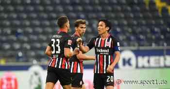 Eintracht Frankfurt: Makoto Hasebe am Knie operiert. - SPORT1