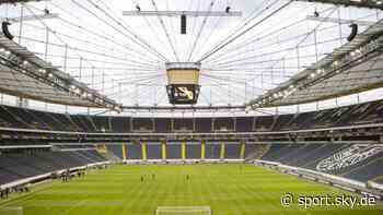 Frankfurt News: Die Eintracht bekommt einen neuen Videowürfel der neusten Technik - Sky Sport