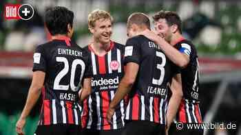 Eintracht Frankfurt: Saison-Zeugnis – alle 27 Spieler im Check: Wer wie gut war - BILD