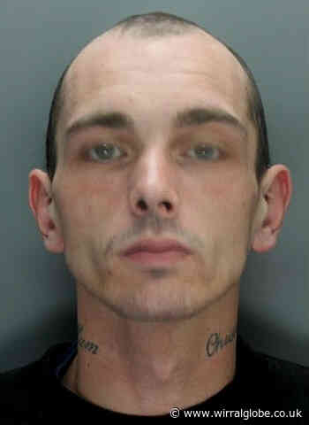 Hunt for Daniel Farmer - wanted on recall to prison - Wirral Globe
