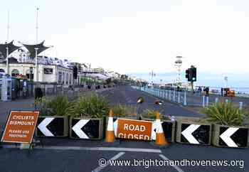 Madeira Drive compromise put forward by Conservatives - Brighton and Hove News