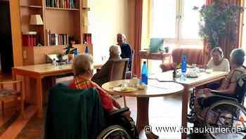 Wolnzach: 'Alleine schmeckt's nicht' - Im BRK-Haus der Senioren gibt es jetzt wieder gemeinsame Mahlzeiten - Klare Regeln für Besuche - donaukurier.de