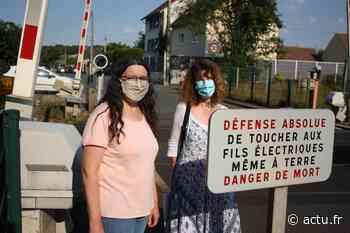 Val-d'Oise. Un quartier de Parmain privé d'accès à cause des chantiers - actu.fr