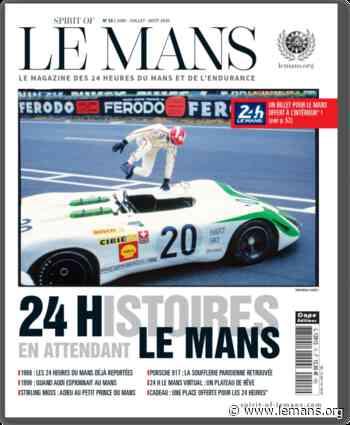 Club ACO – Le magazine Spirit of Le Mans à prix réduit - Automobile Club de l'Ouest