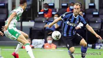 Eriksen deve prendersi l'Inter, il tempo è quasi scaduto