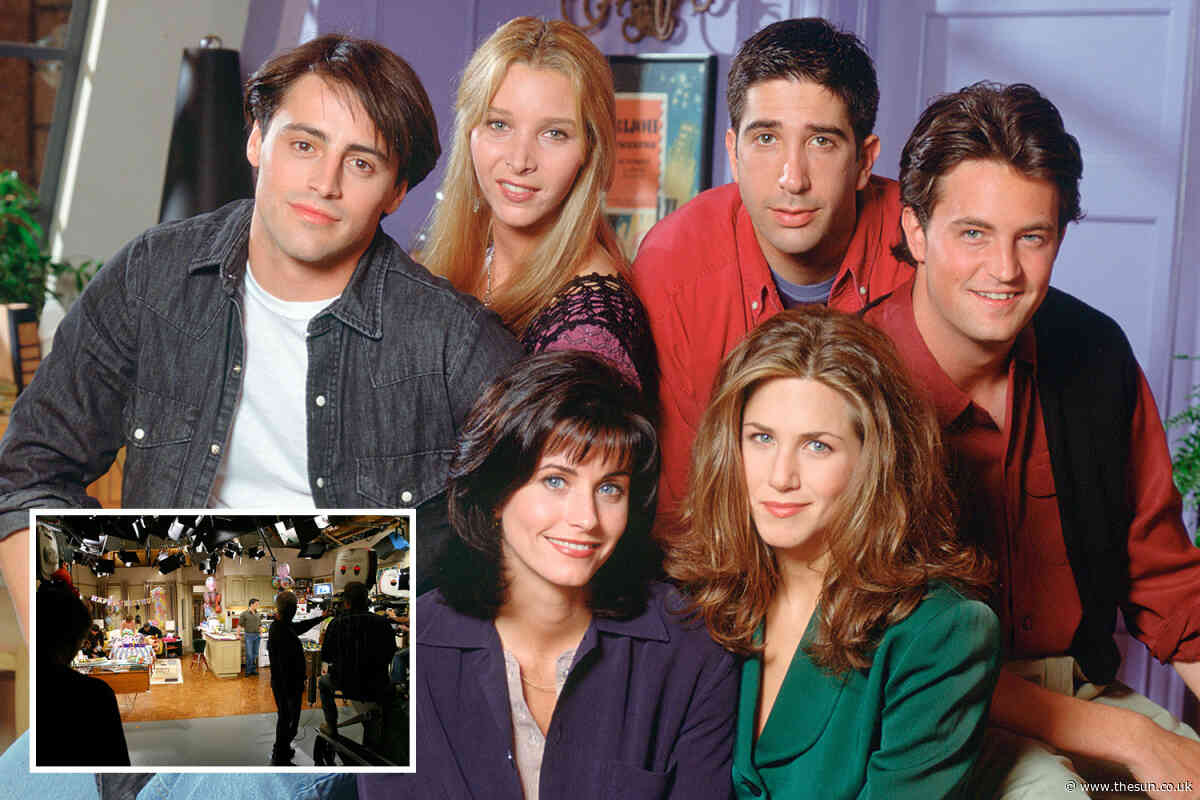 Friends reunion on HBO to follow 'strict guidelines' amid COVID-19 pandemic with no live audiences and cast tests