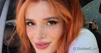 Bella Thorne Gets 'Very Independent' In Cloud Bikini & Pearls For 4th Of July - The Blast
