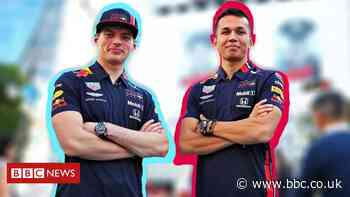 F1 2020: Max Verstappen and Alex Albon's mission to stop Lewis Hamilton