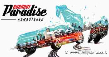 Burnout Paradise Remastered Review: Pricey perfection - Daily Star