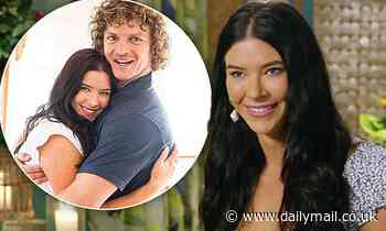 Brittany Hockley reveals struggle to say yes to Bachelor In Paradise - Daily Mail