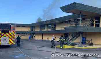 Electrical fire contained to office at Port Paradise; no injuries - Citrus County Chronicle