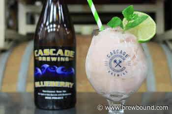 Cascade Brewing Releases Patio Paradise Sour Wheat Ale and Sour Slushies - Brewbound.com
