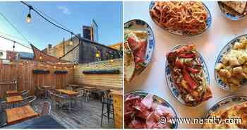 A Cozy New Patio Is Opening In Toronto Tomorrow & It's A Pasta Lover's Paradise - Narcity Canada
