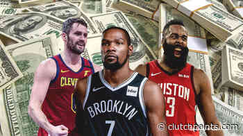 NBPA matches $400,000 in grants for Kevin Durant, James Harden, Kevin Love, other NBA players - ClutchPoints