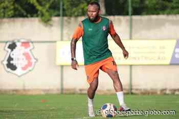 Chiquinho aposta na preparação para Santa Cruz ter sucesso no reinício da temporada - globoesporte.com
