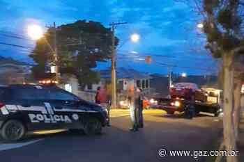 Homem é baleado no Centro de Santa Cruz - GAZ