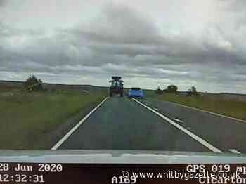 Driver reported for speeds of more than 90mph on Whitby to Pickering road - Whitby Gazette