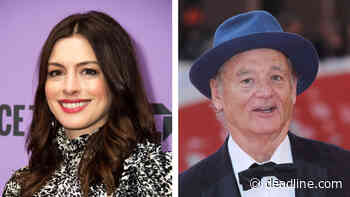 Bill Murray & Anne Hathaway To Star In Canine Pic 'Bum's Rush' — Cannes - Deadline