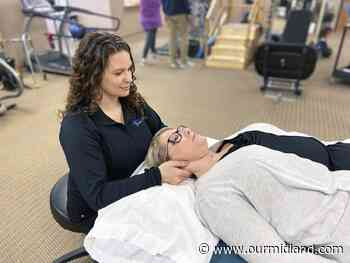 Renue Physical Therapy clinic opens inside Greater Midland Community Center - Midland Daily News