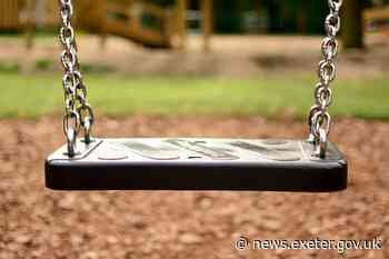 Play parks to re-open soon - Exeter City Council