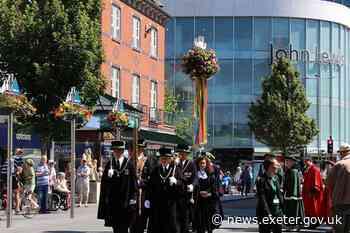 Rare date in history as Lammas Fair cancelled - Exeter City Council