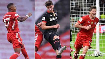 Eine 5,5 und eine glatte 1: Die kicker-Noten zum DFB-Pokal-Finale