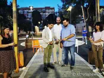 Civitavecchia - Inaugurato l'inizio attività del chiosco bar all'interno di Parco Antonelli - Paolo Gianlorenzo