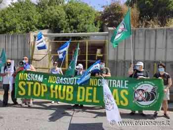 """Dall'Abruzzo a Civitavecchia per contestare il futuro """"fossile"""" dell'Italia: urgente fermare il cambiamenti climatico! - ekuonews.it"""