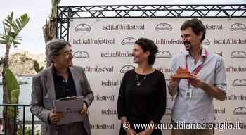 Il congedo premiato a Ischia Winspeare: merito dei ragazzi - Quotidiano di Puglia