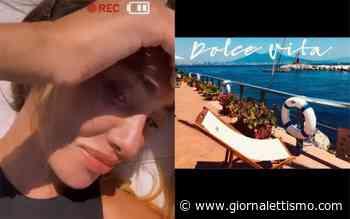 Belen viaggia in direzione Ischia da Gian Maria Antinolfi   VIDEO - Giornalettismo