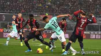 Inter-Bologna: la diretta e come vederla in tv e streaming