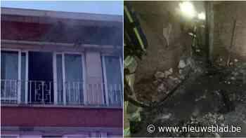 Brandweer pleit nogmaals voor beveiligde leegstaande panden ... (Sint-Agatha-Berchem) - Het Nieuwsblad