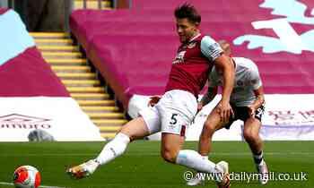 Burnley 1-0 Sheffield United - Premier League: Live score, lineups and updates