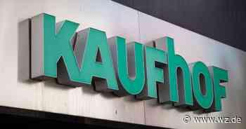 Demo in Neuss: Kaufhof-Mitarbeiter protestieren gegen Schließung - Westdeutsche Zeitung