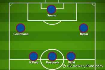 Barcelona XI vs Villarreal: Confirmed early team news ...
