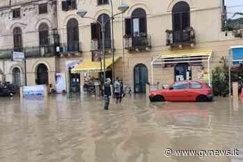 Patti Marina – Maltempo ed una città allagata - Gabriele Villa