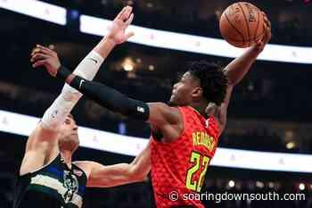 Atlanta Hawks Highlights: Cam Reddish's 3 Best Dunks of the Season