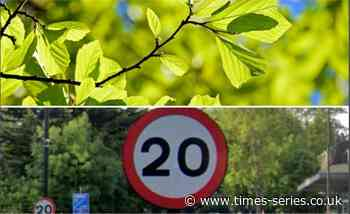 Barnet Council to look at 'green recovery' and 20mph zones   Times Series - Times Series
