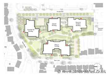 Plan for homes for NHS staff near hospital in Barnet - Times Series