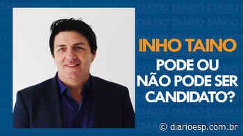 Inho pode ou não pode ser candidato em Biritiba Mirim - Diário do Estado de S. Paulo