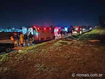 PM da reserva e cunhado são baleados em São José dos Pinhais - RIC Mais - RIC Mais