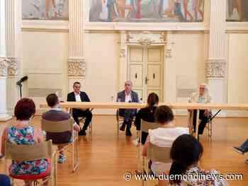 Spoleto: ricostruzione post-sisma, Legnini verso la semplificazione - Due Mondi News