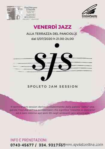 Primo appuntamento oggi (3) con 'Spoleto Jam Session'. Aggiornamento: annullato causa maltempo - Spoleto Online
