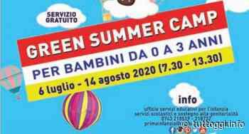 Green summer camp, a Spoleto centri estivi per bambini da 0 a 3 anni - TuttOggi